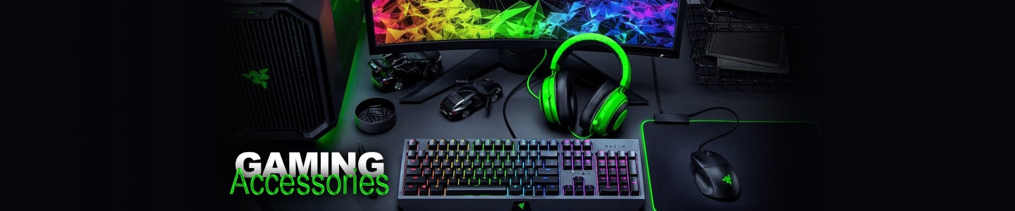 Gaming & Accessories