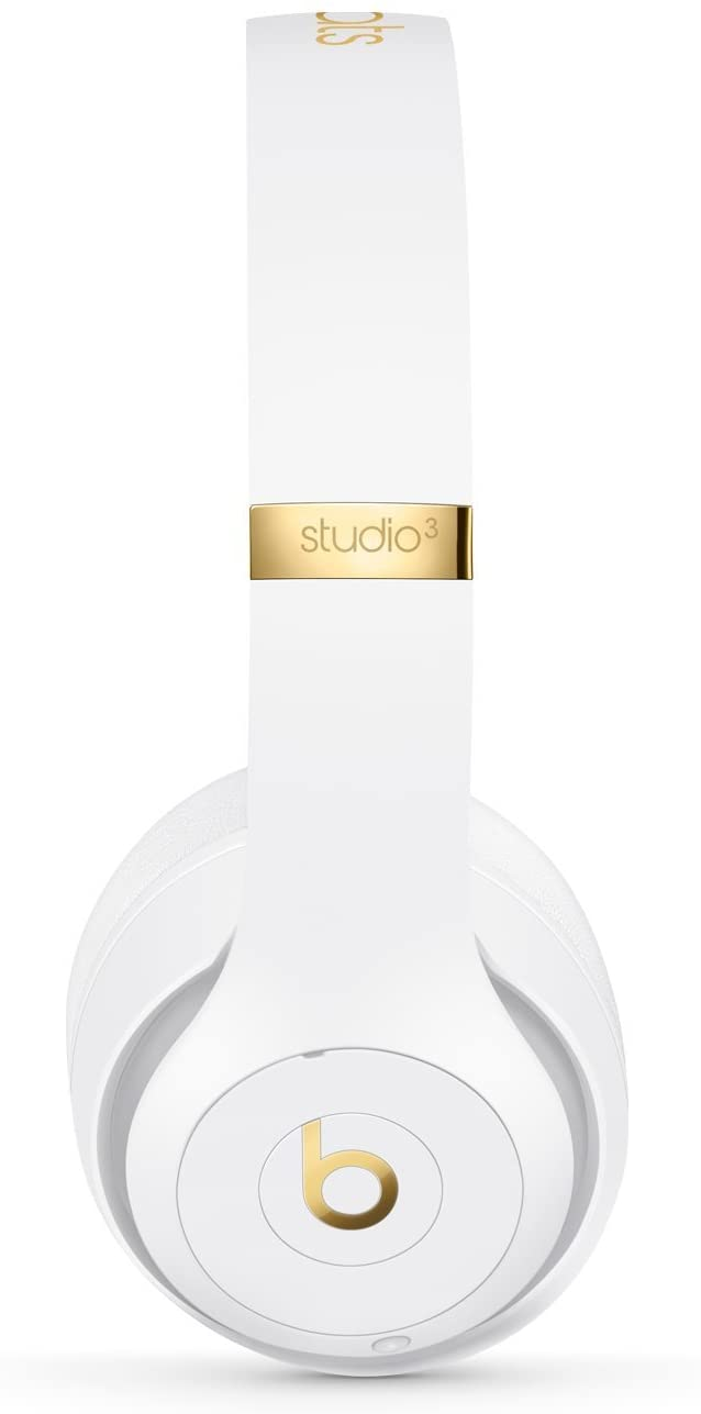 Beats by Dr. Dre Studio 3 Wireless Over-Ear Headphones with Built-in Mic