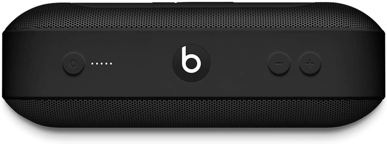 Beats Pill+ Portable Wireless Speaker - Stereo Bluetooth, 12 Hours of Listening Time, Microphone for Phone Calls