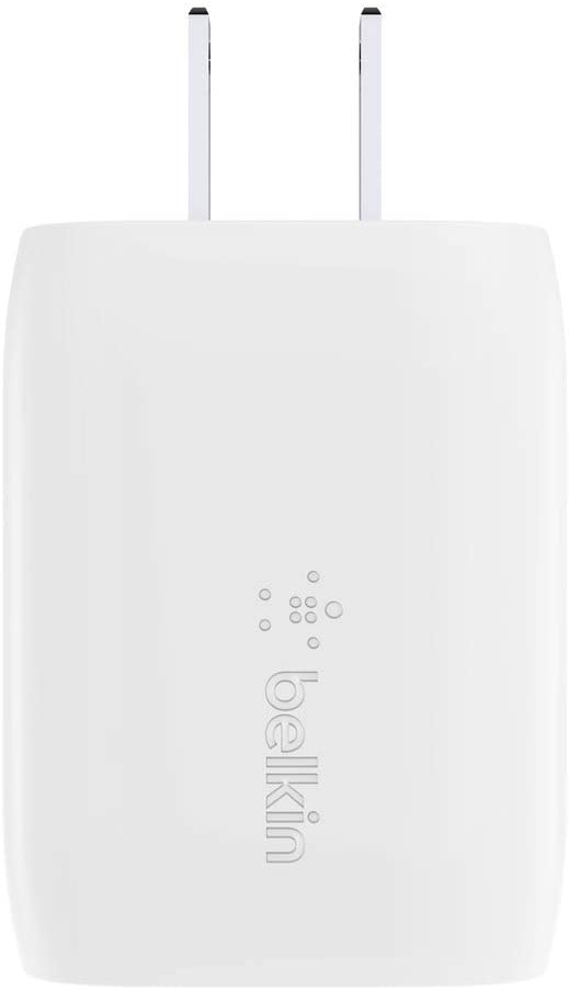 Belkin Home Charger 1 Port USBC 18W Faster Charging