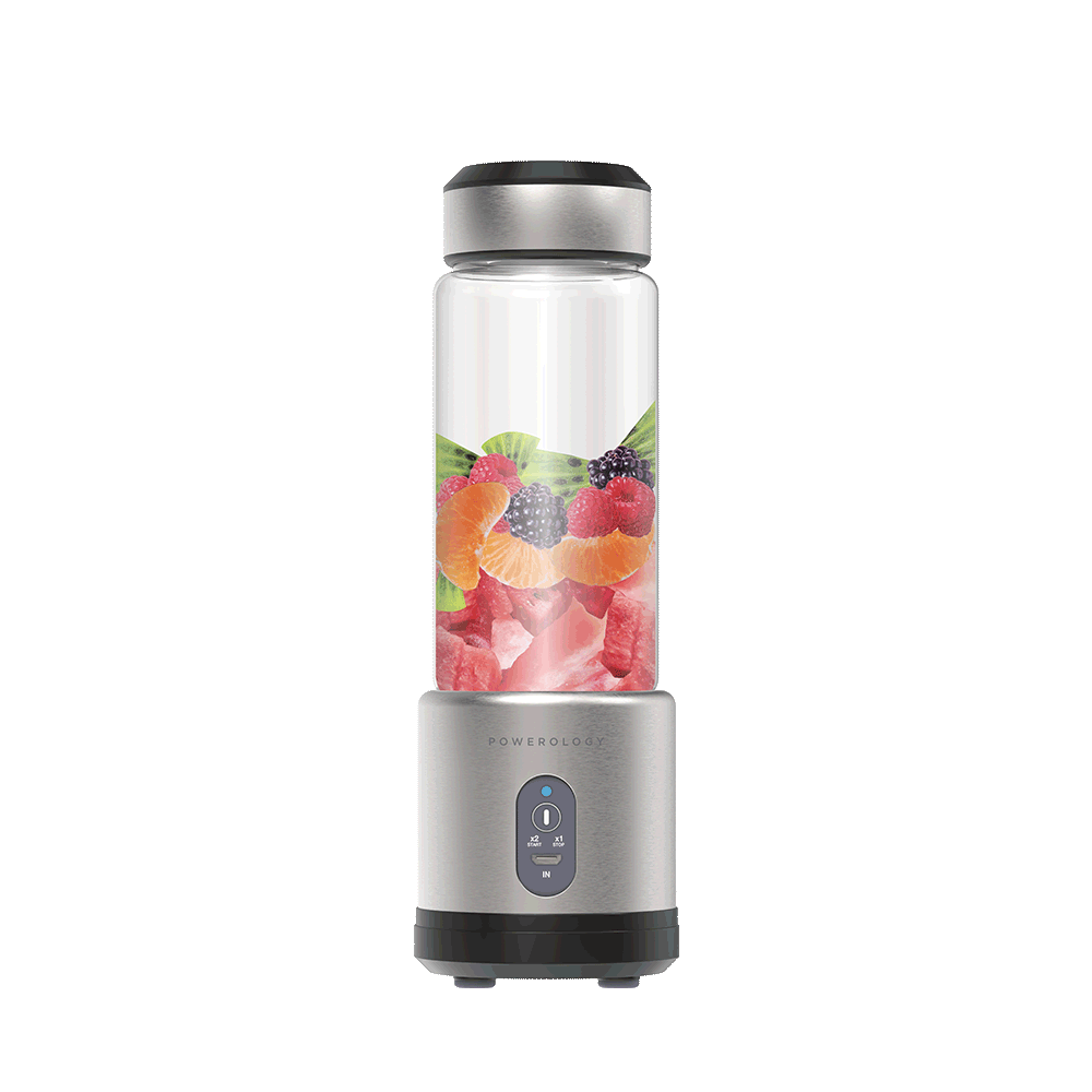 High-Powered Portable Juicer 450ml