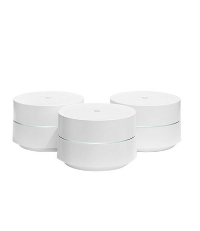 Google 3-Piece Wi-Fi Router System White